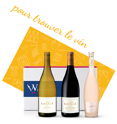 Coffret Vin Champagne Mariage Incontournable